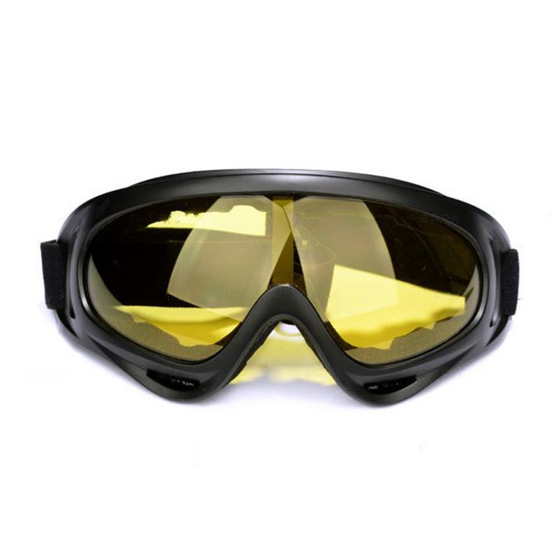 Outdoor Ski Goggles Skating Sports Windproof And Dustproof Riding Glasses Anti-fog Big Ski Mask Glasses Skiing Men Women Snow