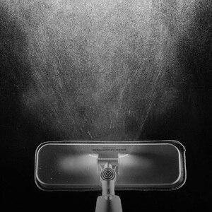 Image 4 - Original deerma spray de água mop 360 rotação cabeça pano limpeza piso de madeira cerâmica mop telha ferramentas limpeza a seco
