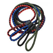 Pet Jewels Pet Supplies Nylon Braided Traction Rope Easy To