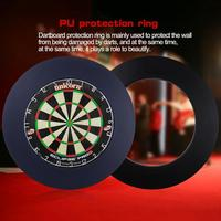PU Darts Target Dartboard Protection Ring Darts Disc Retainer Wall Protection Circle Durable Indoor Opknoping Nummer Doel Game
