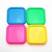 Магнитная коробка для хранения штифтов чехол для рукоделия хранение анти-потеря квадратные коробки для хранения Швейных игл вышивка хранение инструментов