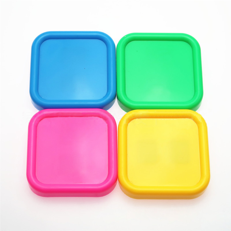 Magnetic Box Storage Pins Case Needlework  Storage Anti-lost Square Storage Boxes Sewing Needles Embroidery Tool Storage