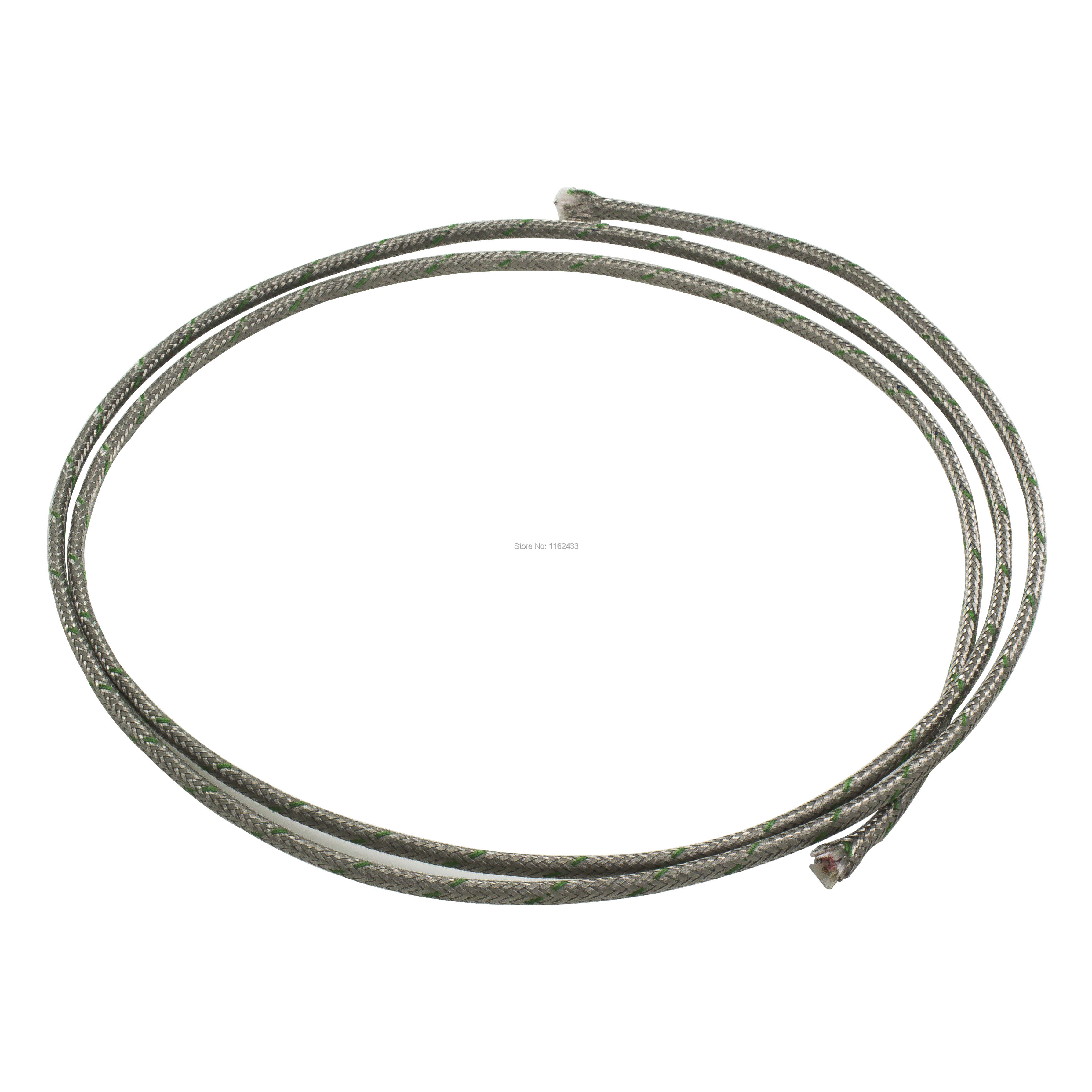 Ftare01 1m S R K Type Thermocouple Extension Wire Compensation Wire Cable For S R K Type