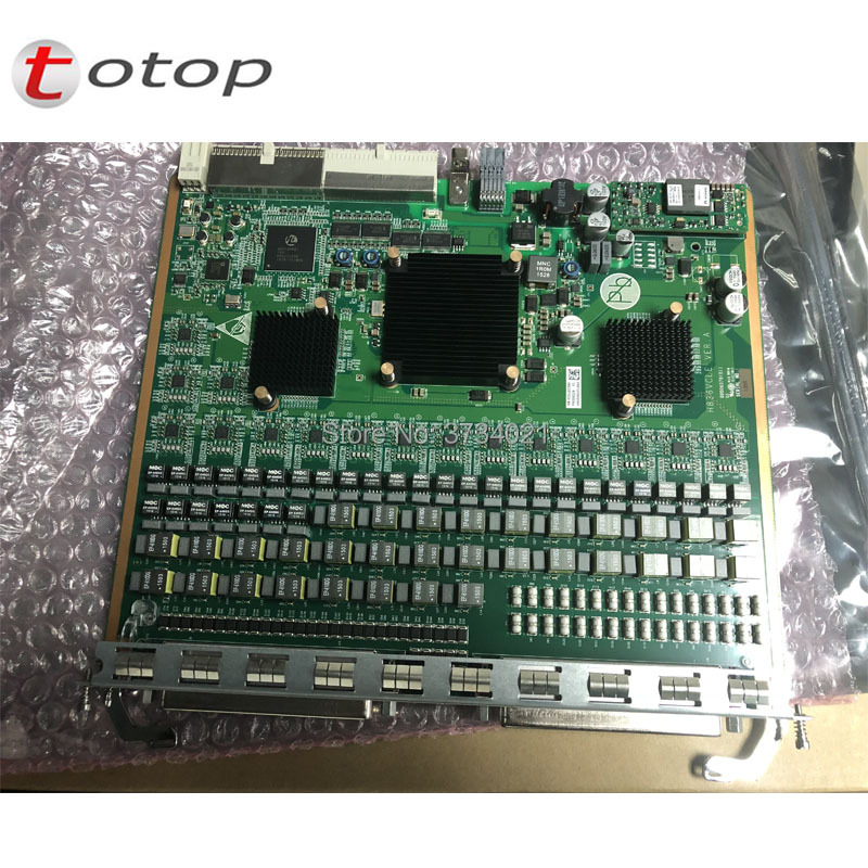 Huawei VCLE H83D00VCLE02 VCLE 32-Canal VDSL2 junta (con 600 ohm divisor) para Huawei MA5616 MA5818 OLT