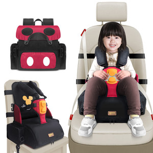 Image 5 - 3 ב 1 רב פונקציה עמיד למים עבור אחסון תינוק בטיחות חגורת מתאמי ילדים נייד מושב תינוק ילד חגורת בטיחות עבור ילדי בטיחות