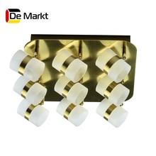 Люстра Этингер 9*2,5W LED 220 V