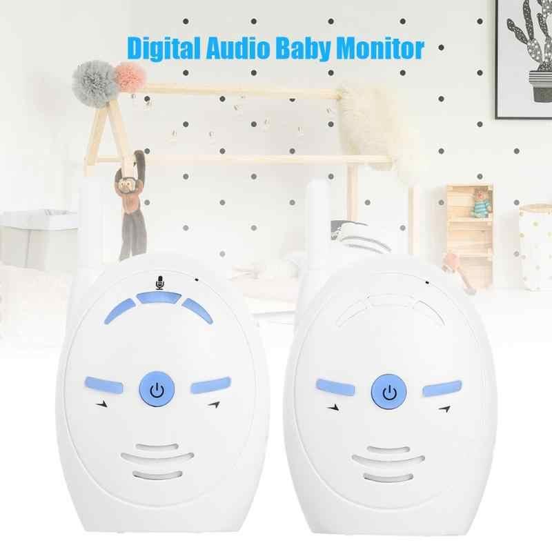جهاز لاسلكي لمراقبة الأطفال الرضع من alloyبالدخول موديل V20 طقم لاسلكي لاسلكي توكي هاتف الطفل Intercoms بطول 100-150 متر
