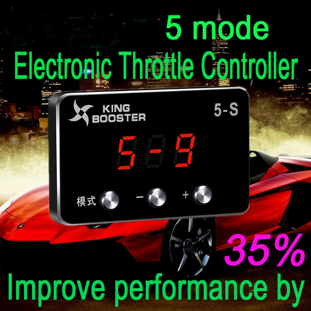 Sprint booster drive-by-wire power converter Increasing cars throttle response for MAZDA 3 after 2011
