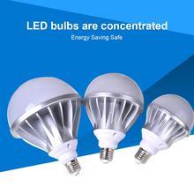 E27 Светодиодный светильник 24 Вт 36 Вт 50 Вт литой алюминиевой лампы 220 В SMD 5730 светодиодный лампы Энергосберегающая лампочка внутреннего освещения для дома
