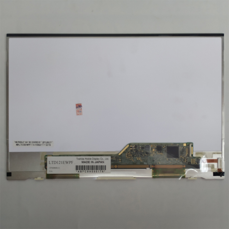 New 12.1 Laptop LCD Screen Panel Display LTD121EWRF LTD121EWPF For Fujitsu P8010 P8110New 12.1 Laptop LCD Screen Panel Display LTD121EWRF LTD121EWPF For Fujitsu P8010 P8110