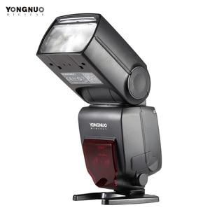 Image 4 - YONGNUO YN660 אלחוטי פלאש Speedlite GN66 2.4G אלחוטי רדיו מאסטר Slave עבור Canon Nikon Pentax אולימפוס YONGNUO YN 660