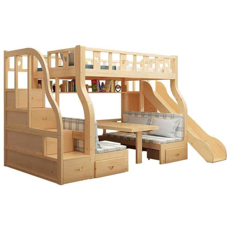 Quarto Yatak Madera Room Modern Ranza Literas Recamaras Moderna bedroom Furniture Mueble De Dormitorio Cama Double Bunk Bed