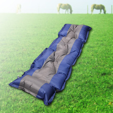 Portable Automatic Inflatable Air Pad Car Inflatable Mattress Car Air Travel Bed With Pillow Moisture-proof Bed Seat Cover
