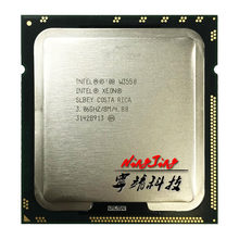 Intel Xeon W3550 3.0 GHz Quad-Core Eight-Thread CPU Processor 8M 130W LGA 1366(China)