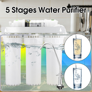 5 Stage Ultra Filtration Syste