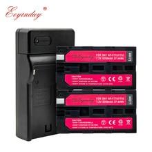 лучшая цена Eeyrnduy for sony 2pcs NP-FH100 camera battery FH100 DCR-SX40 SX40R SX41 HDR-CX105 Z1 HDR-SR XR series