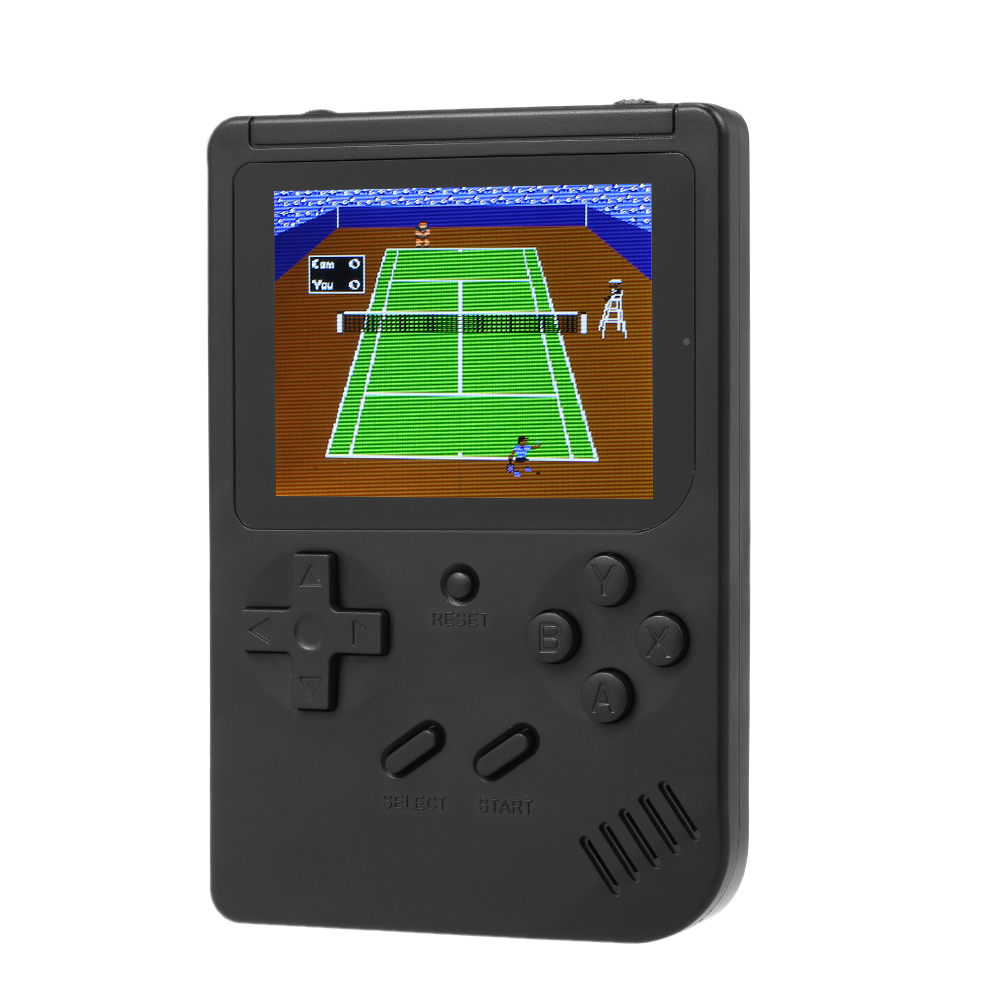 Multifunctional Retro Handheld Game Console Portable Game Machine Built-in 300 Classic Games 2.5 inch Screen Supporting AV Out