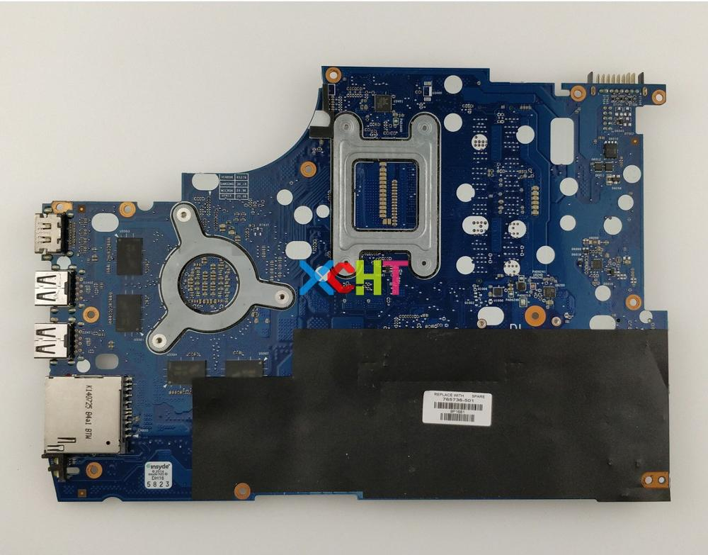 Image 2 - 765736 501 765736 001 850M/4GB i7 4702HQ HM87 for HP ENVY 15 Q Series 15T Q100 Notebook Laptop Motherboard Tested-in Laptop Motherboard from Computer & Office