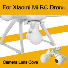 Защитный Gimbal гвардии Объективы для фотоаппаратов кепки крышка Xiaomi Mi Quadcopter FPV системы Drone защитный кожух камеры крепления объектива крышка пыли