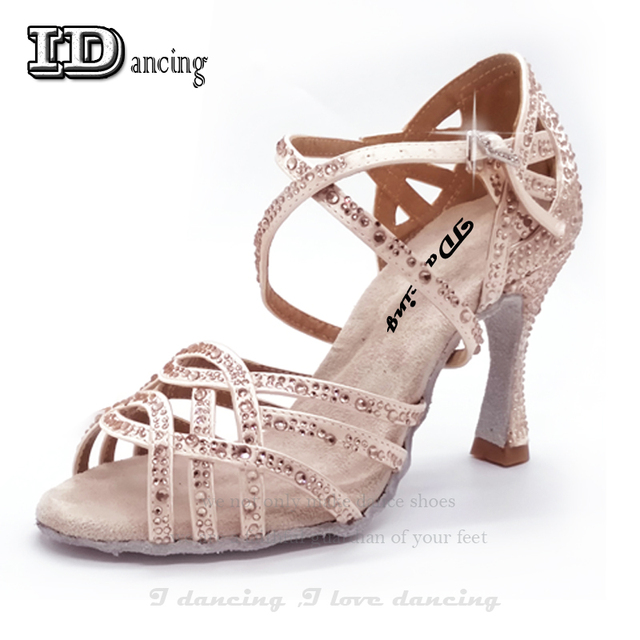 8fc8f08f Туфли для латинских танцев для девочек, туфли для бальных танцев, туфли для  танцев на