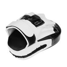 1 шт., профессиональные колодки для боксерских перчаток, ручная мишень, MMA Thai Kick Pad, комплект, тренировочная перчатка для каратэ, фокусировка, ударные колодки, спарринг, боксерские сумки