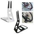 Универсальный Велосипедный напольный держатель для велосипеда с поддержкой дисплея треугольное заднее крепление ступицы стойка для хране...