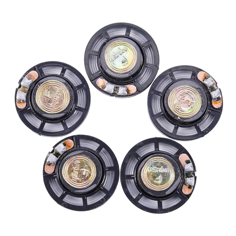 5 peças 8 Ohm 0.25 W falante 29 milímetros fecho magnético para o brinquedo elétrico
