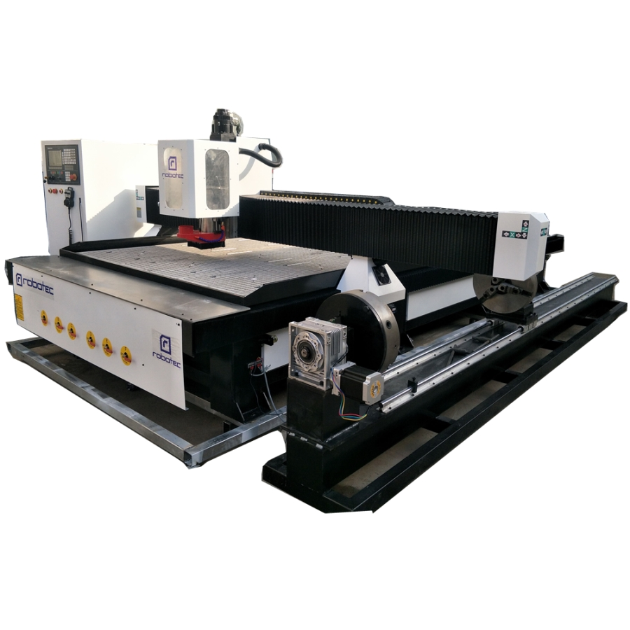 2030 Atc Cnc Router Auto Tool Changer WEIHONG China Cnc Milling Machine Manufacturer With Rotary Device For Wood Cylinder Table