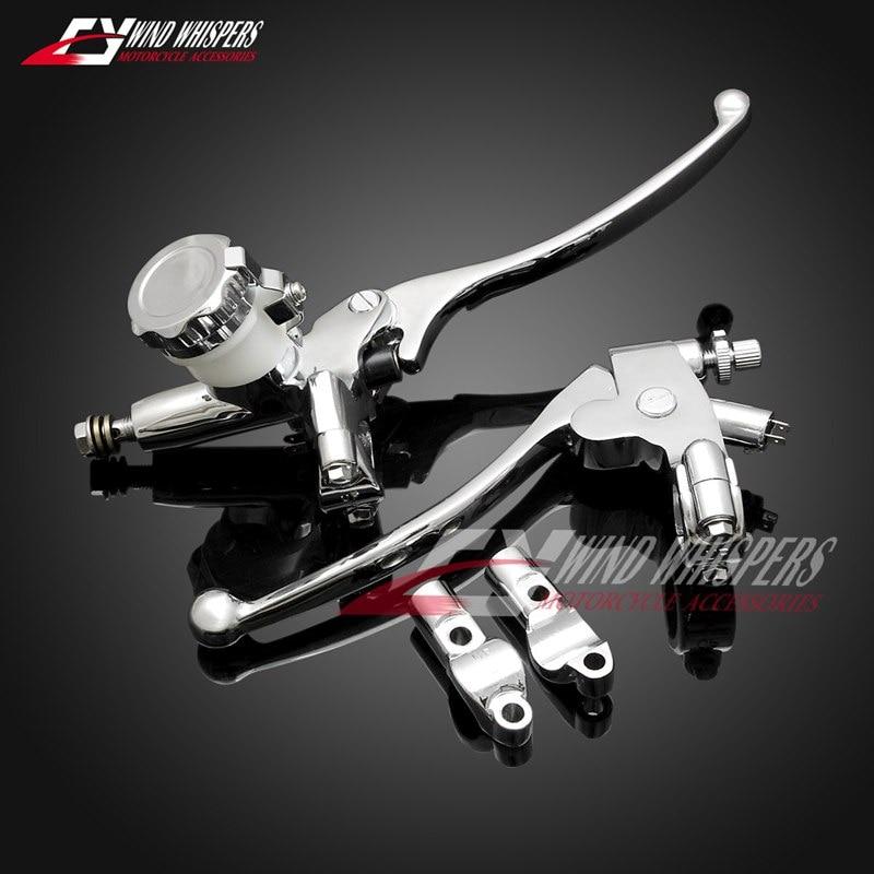 Retro Motorcycle Modified 7/8