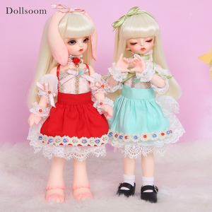 Image 3 - Bunny & Honey 1/6 Fashion Joint Resin Body Model Baby Luodoll Resin Figures High Quality Toys For Birthday Xmas BJD SD Doll