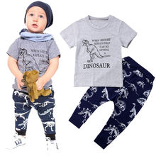 Kids Baby Girl Outfit Clothes Set 1Y-6Y
