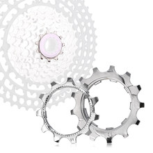 MTB Road Bike Freewheel Sprocket Cycling Bicycle Cassette Fixed Gear 8S / 9S / 10S / 11S / 11T / 13T Bike Cassette Cog(China)