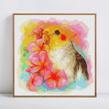 HUACAN 5D DIY Full Square Animal Bird Diamond Painting Embroidery Sale Diamond Mosaic Picture Of