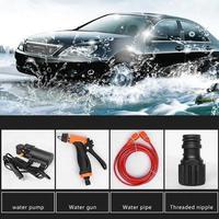 High Pressure Self priming 12V 60W Electric Car Wash Washer Water Pump Car Washer Washing