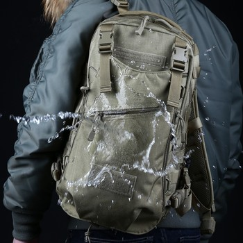 Outdoor Hiking Travel Waterproof Bag Men Women Field Camping Climbing Training Large Capacity Camo Military Tactical Backpack