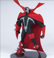SPAWN Regeneration Man 30 Generation Protagonist Red Robe Motif DOLL Action Collectible Statue Toy Figure