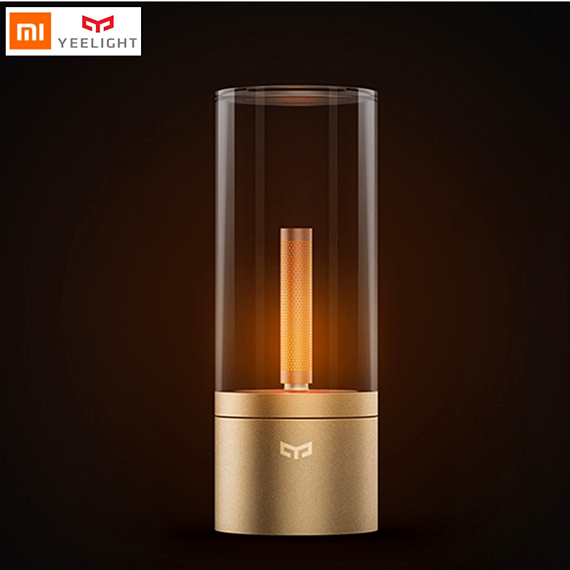 Yeelight mijia candle light LED Atmosphere candela candlelight night Remote Control Smart mi home phone APP romantic gift lightYeelight mijia candle light LED Atmosphere candela candlelight night Remote Control Smart mi home phone APP romantic gift light