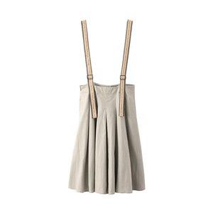 Image 5 - Inman verão cintura alta magro retro coreano moda estudante estilo tudo combinado a linha saia cinta feminina