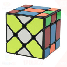 Yongjun 3x3x3 Speed Cube Magic Stepped - Shaped Neo Alpinia Oxyphylla Interest Educational Toys For Children