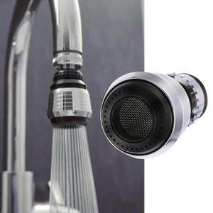 Shower Faucet Tap-Aerator Nozzle-Connector Bathroom Water Kitchen Adapter Diffuser Saving