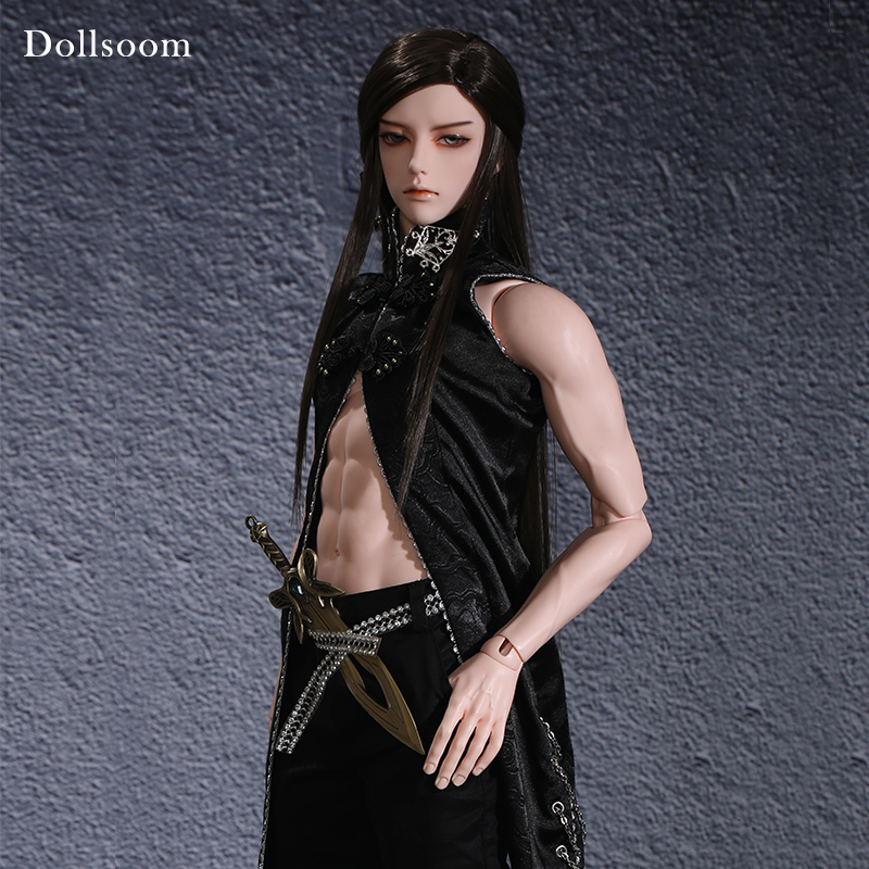 Zak Male 1/3 BJD SD Dolls Resin Body Model Boys High Quality Toys For Girls Birthday Xmas Best Gifts