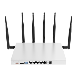 Image 5 - Router wifi lte 4g 3g with sim card slot external antenna 11AC 1000Mbps 5G dual band repeater mesh cover 130 square meters