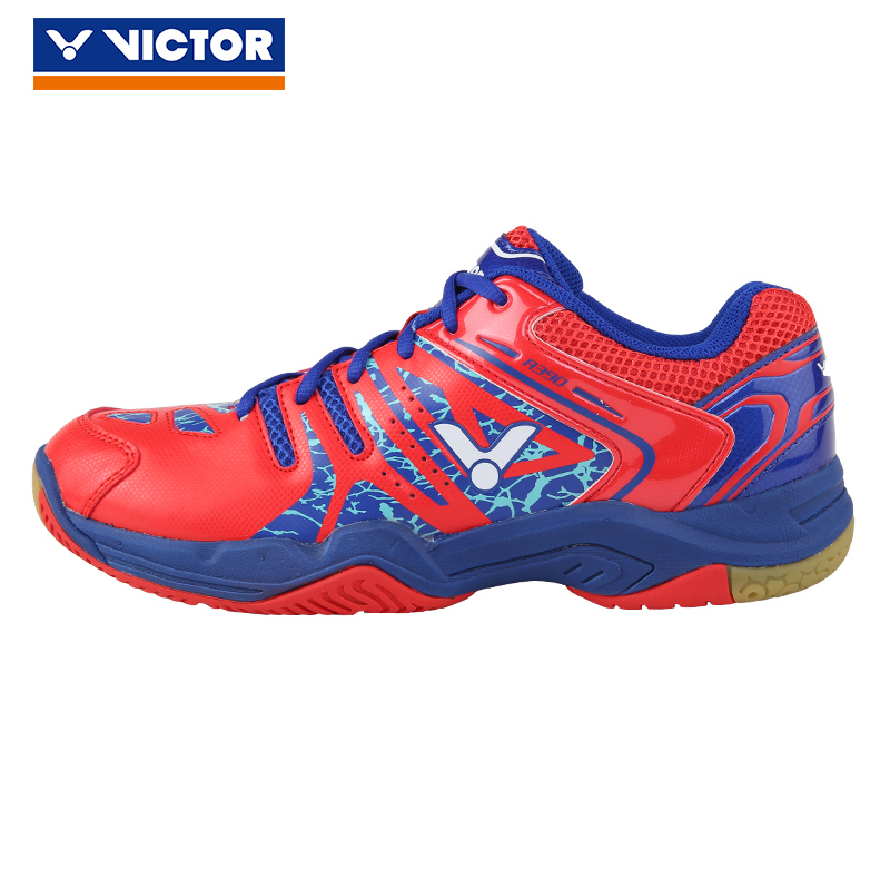 2018 New Victor Sneakers Professional Badminton Shoes Indoor Court Sports Shoe tennis shoes Black Anti slippery