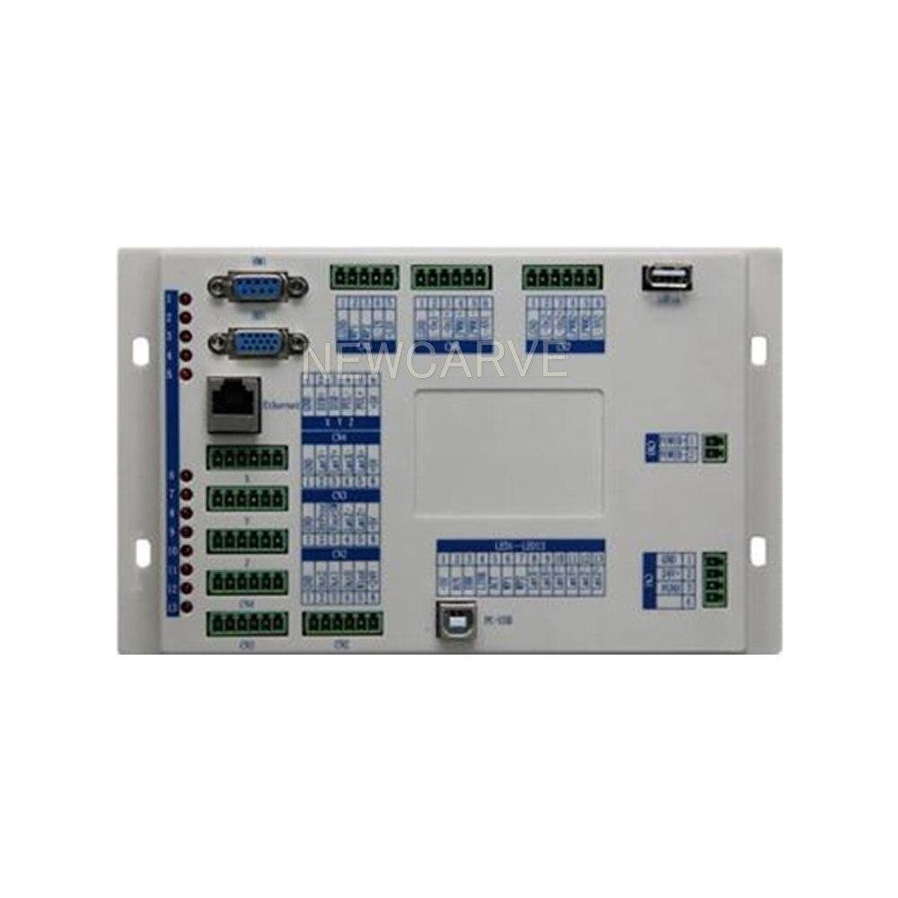 Купить с кэшбэком Ruida RD RDC6333F DSP Fiber Laser Cutting Controller For Laser Cutting Machine NEWCARVE