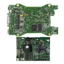 Beste Qualität VCM II V101 Version F ord VCM 2 Diagnose Werkzeug Unterstützung Fahrzeuge IDS VCM2 OBD2 Diagnose Scanner beste Chip