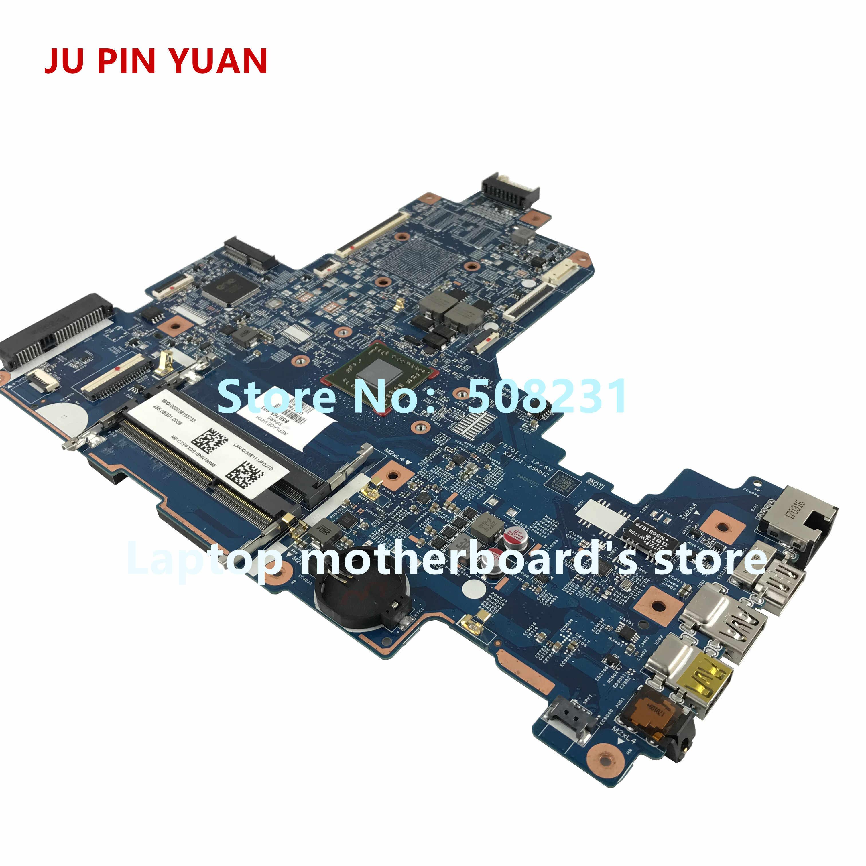 ג 'ו סיכה יואן 856765-601 856765-001 448.08G03.0011 mainboard עבור HP מחברת 17-Y 17Z-Y 17-Y088CL האם מחשב נייד עם a8-7410