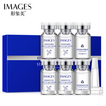 3 Pairs IMages Skin Rejuvenation Serum Acne Treatment Repair Factor Lyophilized Powder Skin Care Oligopeptide Serum Face Cream