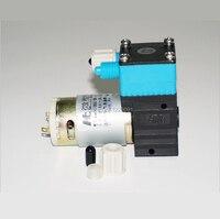 7w Micro DC water pump 12V gas liquid universal micro vacuum pump automatic self priming pump