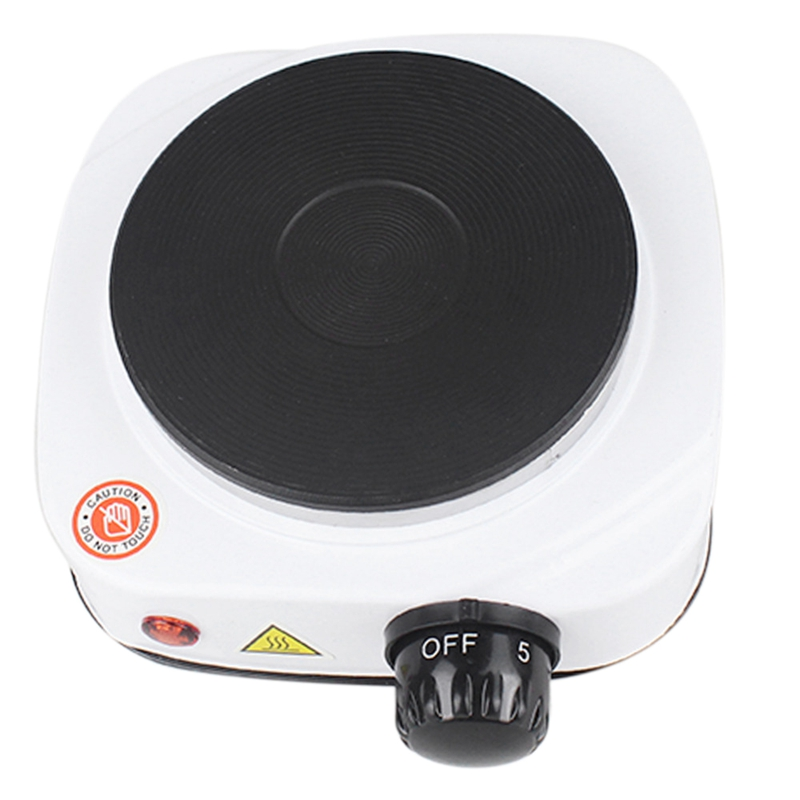 500W Mini Electric Hot Plate Stove Countertop Practical Solid Hotplate Heating Furnaces Kitchen Cooking Hotplate For Home EU P500W Mini Electric Hot Plate Stove Countertop Practical Solid Hotplate Heating Furnaces Kitchen Cooking Hotplate For Home EU P