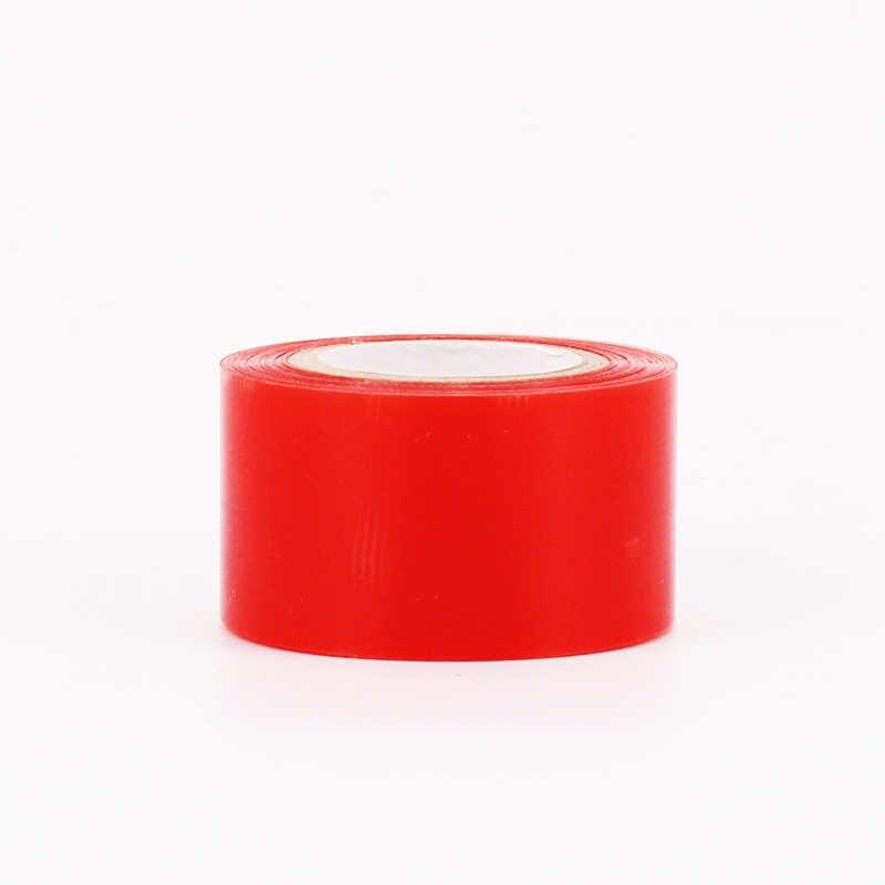 """1 """"X 3 ярдов Красный SENSI-TAK Двусторонняя клеи клейкие ленты для ленточное наращивание волос/парик/кружево парик/клейкие ленты наращенные волосы системы клейкие ленты"""